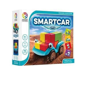 Smart Car 5x5-Smart Games-1-Ludicus.ro - Magazinul Clipelor magice