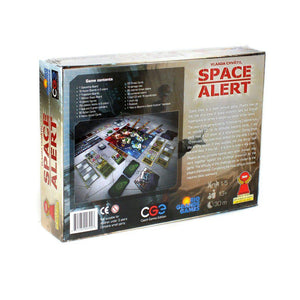 Space alert-Czech Games Edition-2-Jocozaur