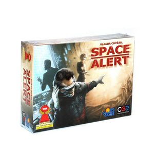 Space alert-Czech Games Edition-1-Jocozaur