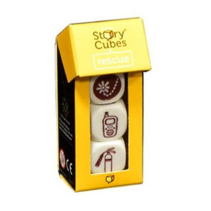 Story Cubes: Rescue extensie-Rory`s-1-Ludicus.ro - Magazinul Clipelor magice