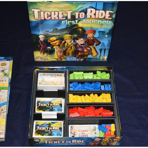 Ticket to Ride - First Journey-Days Of Wonder-4-Jocozaur
