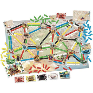 Ticket to Ride - First Journey-Days Of Wonder-5-Jocozaur