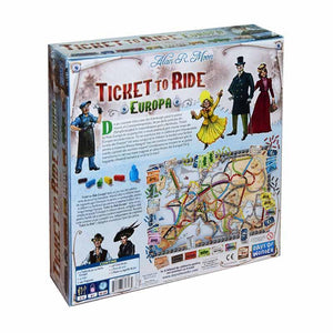 Ticket to Ride - Europa-Days Of Wonder-2-Jocozaur
