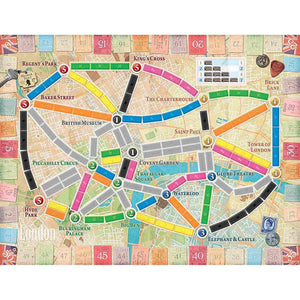 Ticket to Ride London-Days Of Wonder-2-Ludicus.ro - Magazinul Clipelor magice