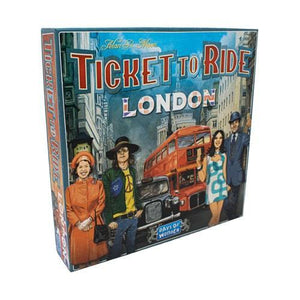 Ticket to Ride London-Days Of Wonder-1-Ludicus.ro - Magazinul Clipelor magice