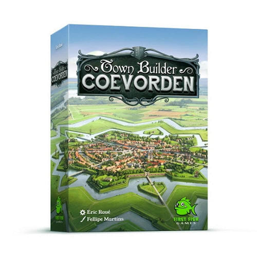 Town Builder: Coevorden-First Fish Games-1-Jocozaur