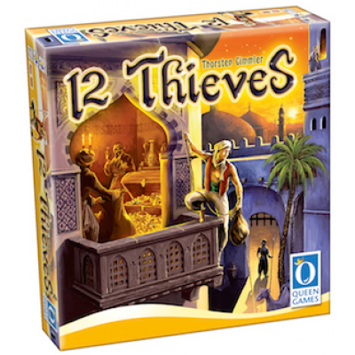 12 Thieves-Queen Games-1-Jocozaur