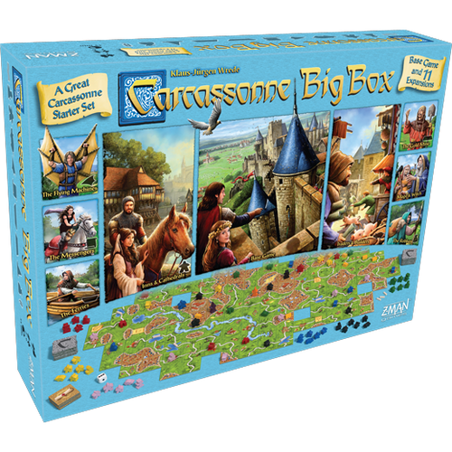 Carcassonne Big Box 6-Hans In gluck-1-Jocozaur