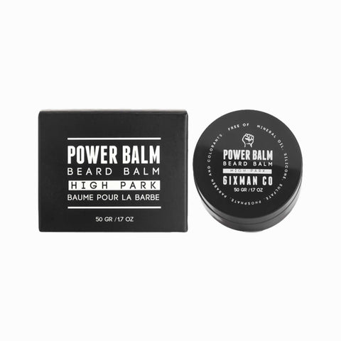 POWER BEARD BALM