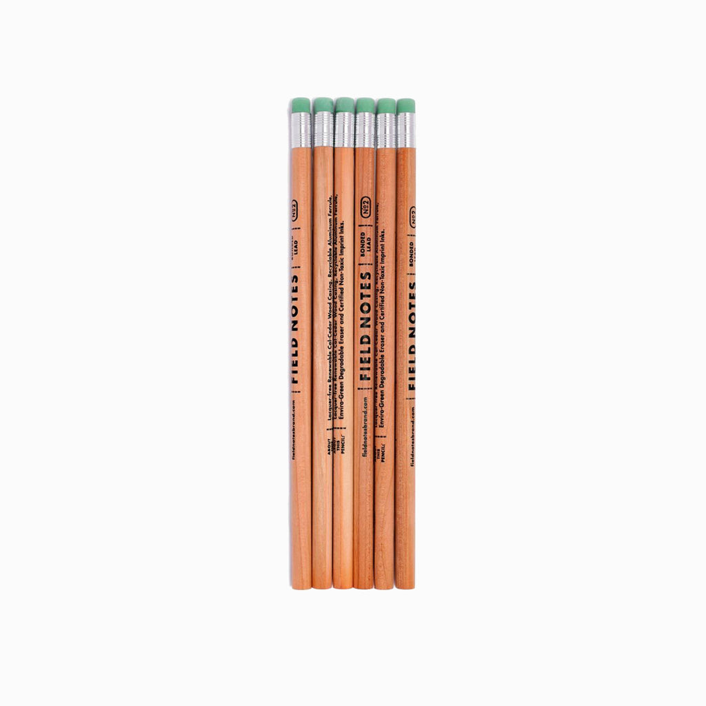 No. 2 Woodgrain Pencils