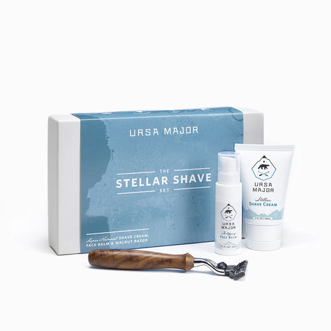 URSA MAJOR Stellar Shave Set