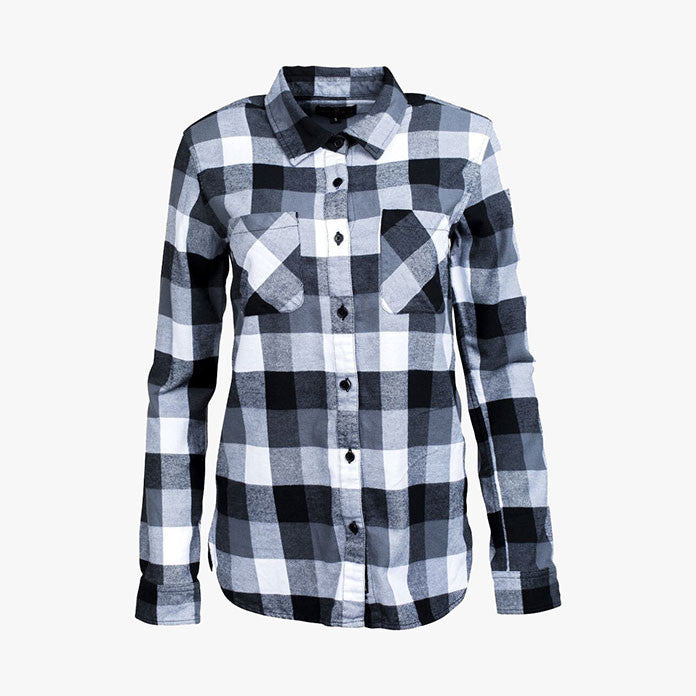 Women's Beech Plaid Shirt