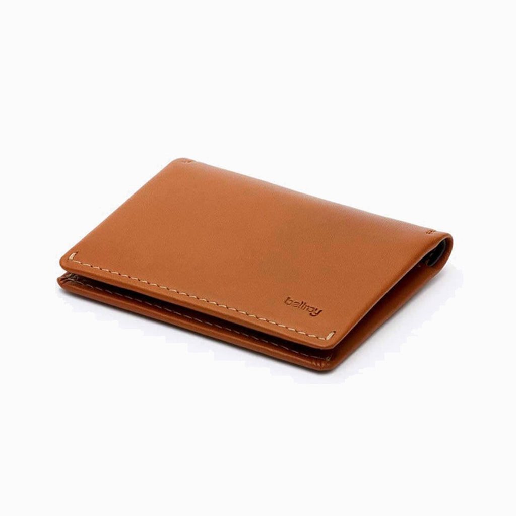 Slim Sleeve Wallet - Caramel
