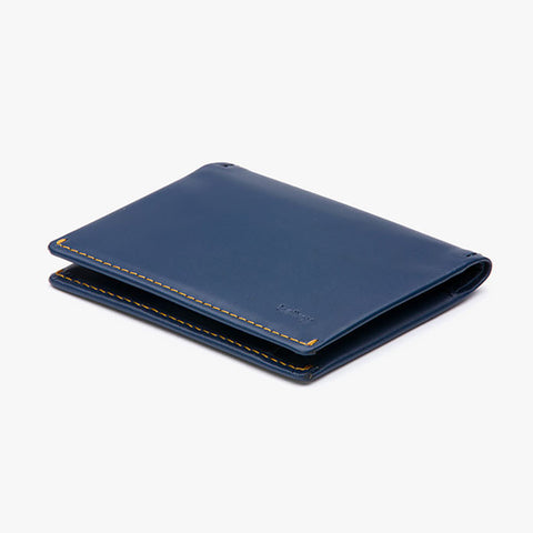 Bellroy Slim Sleeve Wallet in Bluesteel