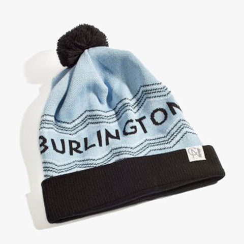 Burlington Knitted Toque - Hamilton Collection