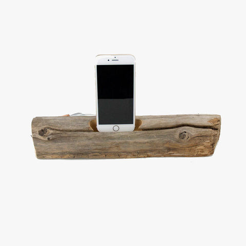 Driftwood Docking Station - Single Micro USB