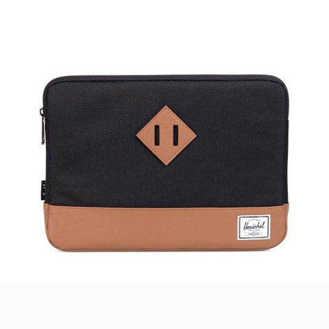 "HERSCHEL 11 / 12 "" HERITAGE LAPTOP SLEEVE BLACK"
