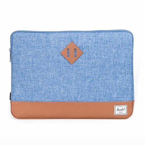 HERSCHEL LIMOGES CROSSHATCH HERITAGE  LAPTOP SLEEVE