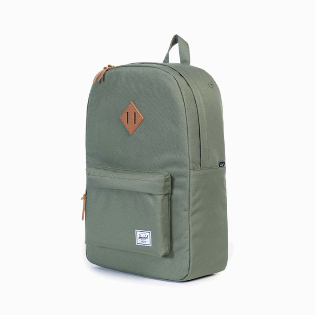 Heritage Backpack - Deep Lichen Green