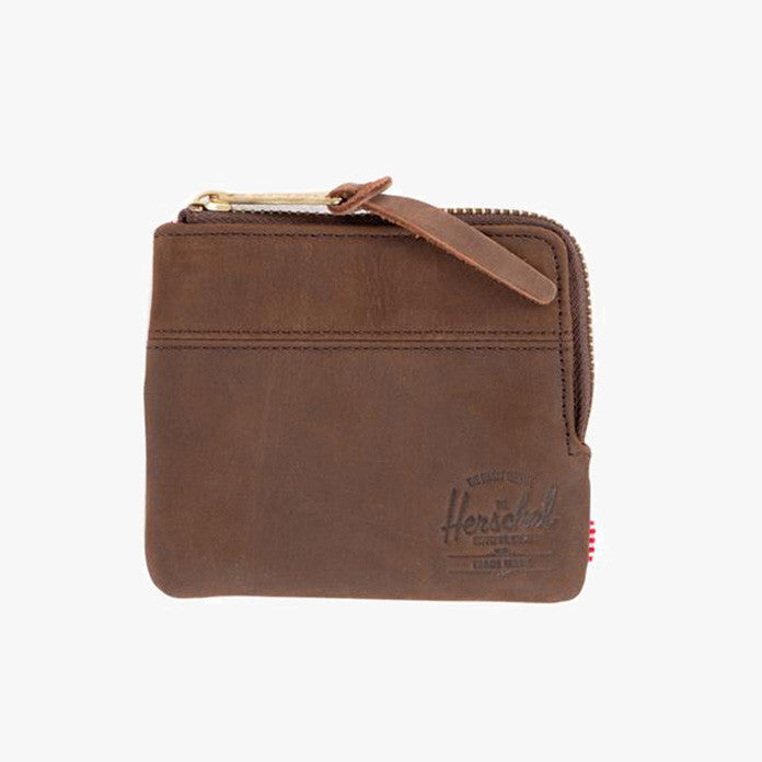 Johnny Nubuck Leather Wallet