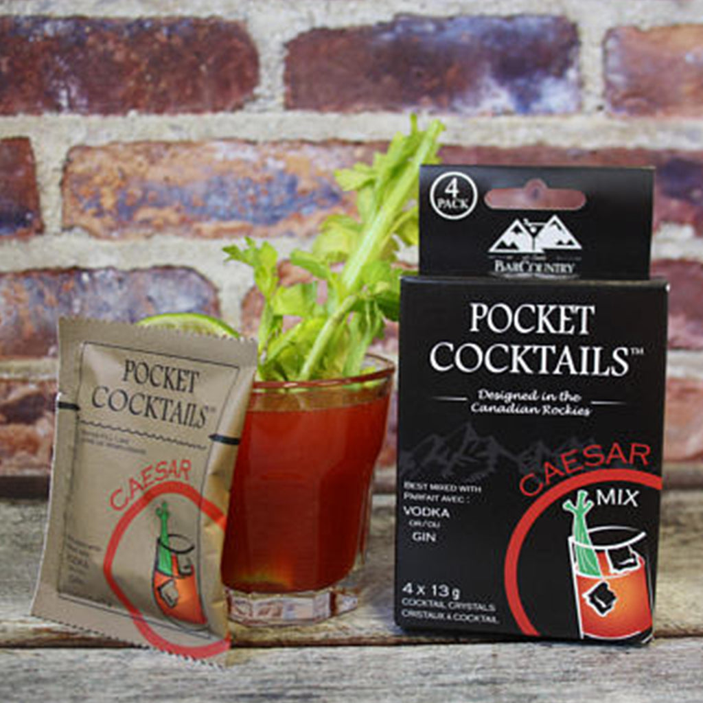 BAR COUNTRY Pocket Cocktails