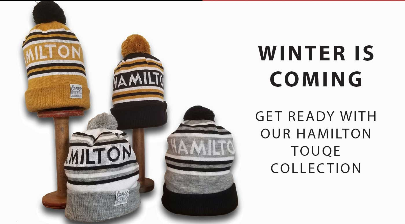 HAMILTON TOQUE COLLECTION