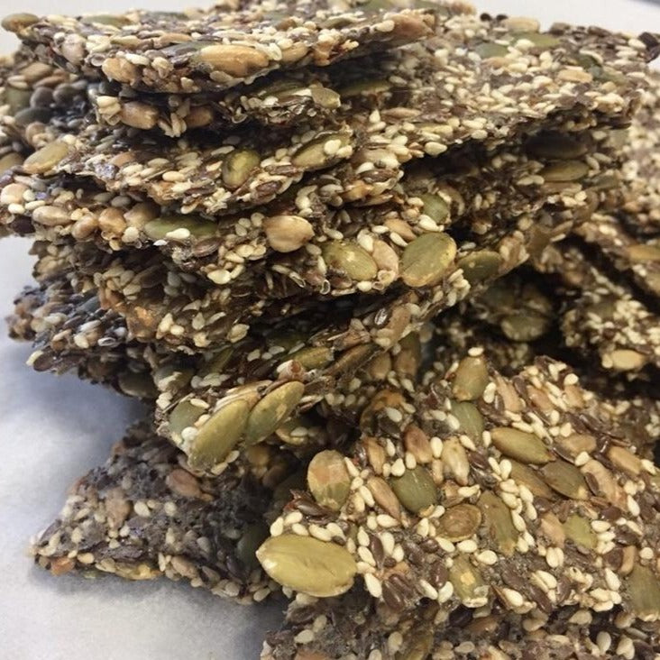 SPECIAL - Seed Crackers (gluten free)