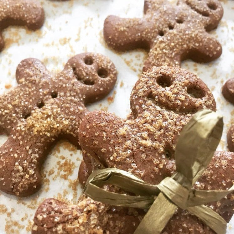 Freckled Gingerbread People - 3 pack Available 20th November