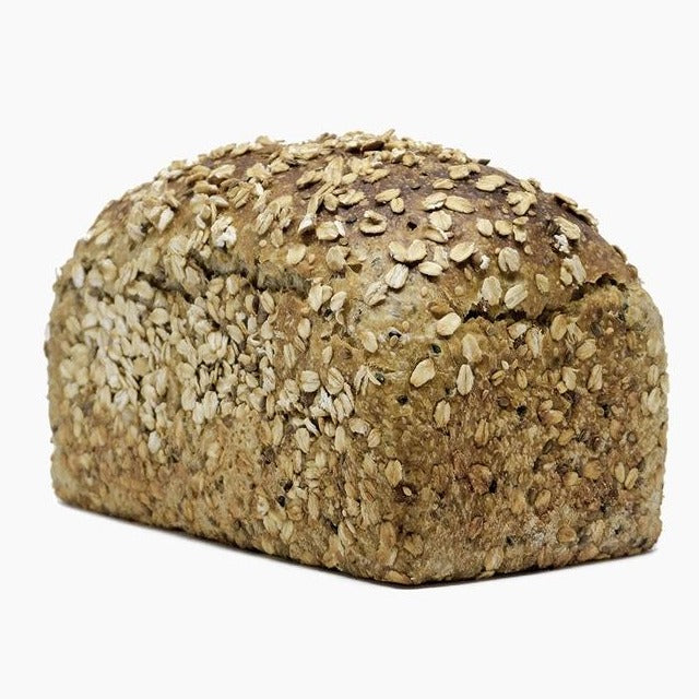 Multigrain Sourdough Tin Loaf