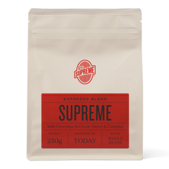 Coffee Supreme Retail Pack 250g