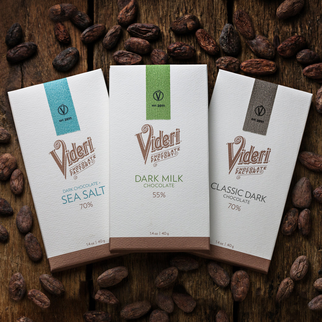 Videri Chocolate Bars