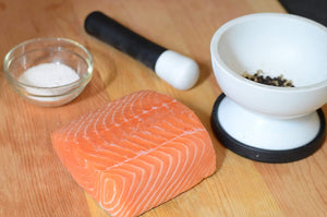 Fresh Chilean Salmon (Fillet)