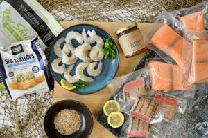 Frozen Seafood Value Bundle