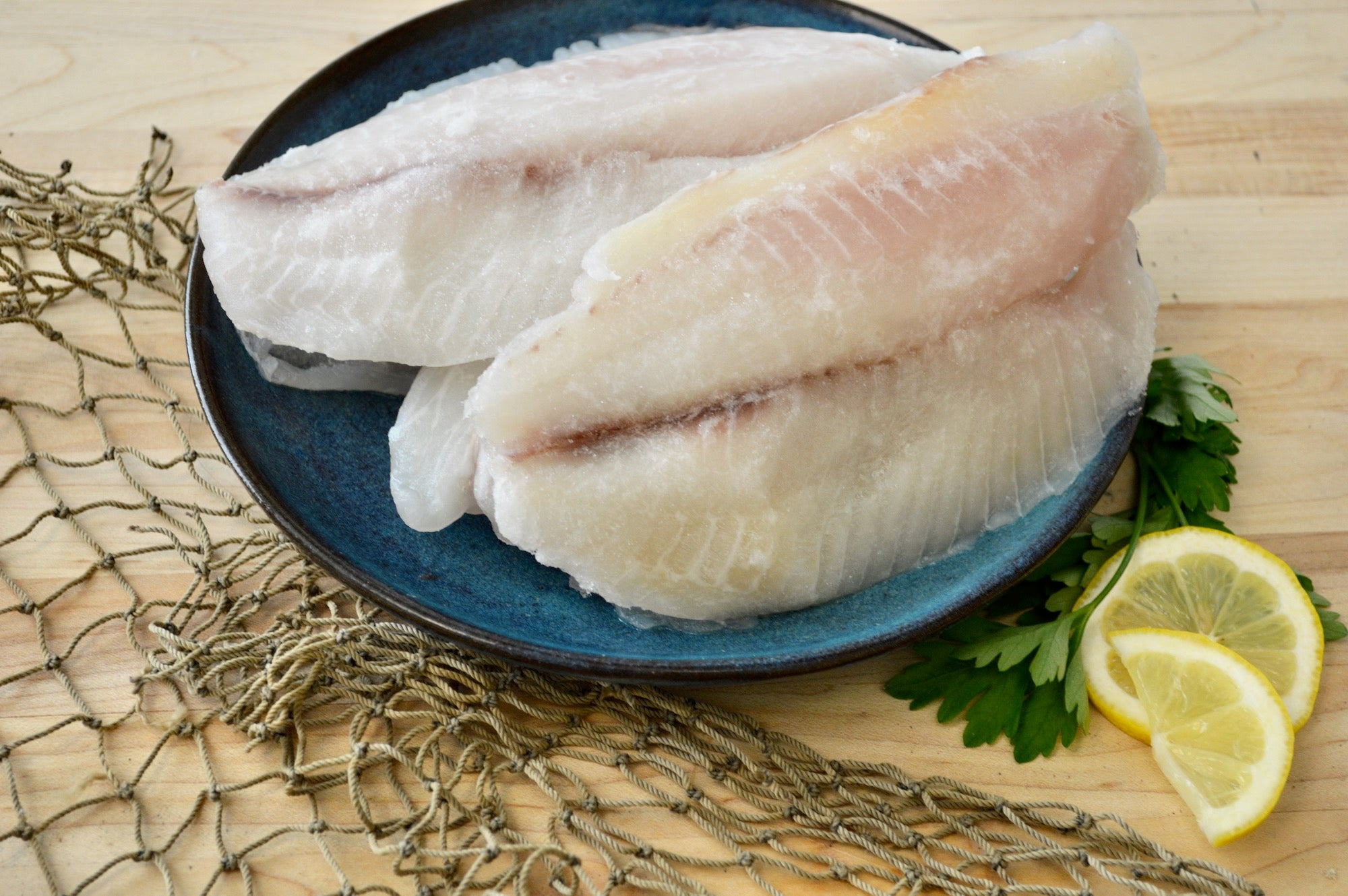 Frozen Tilapia Fillets (5.5 oz.)