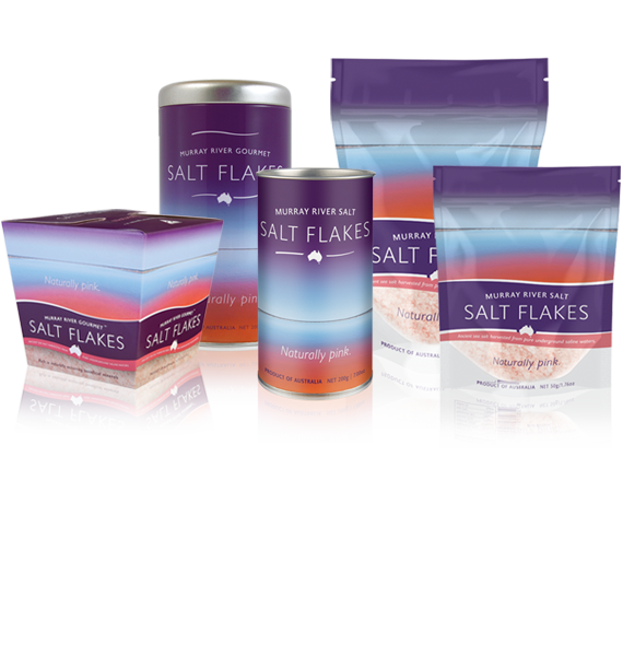 Murray River Salt Premium Flake Salt - Chef's Fresh Fish