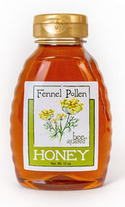 Bee Squared Apiaries Honey - Fennel Pollen (12 oz.)