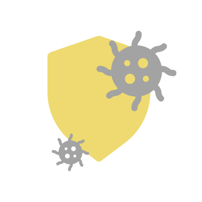Antimicrobial icon