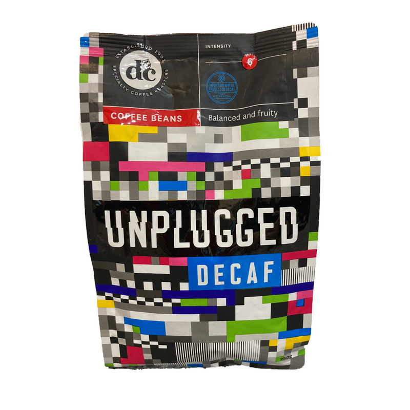 250g Bag of Decaf Coffee Beans
