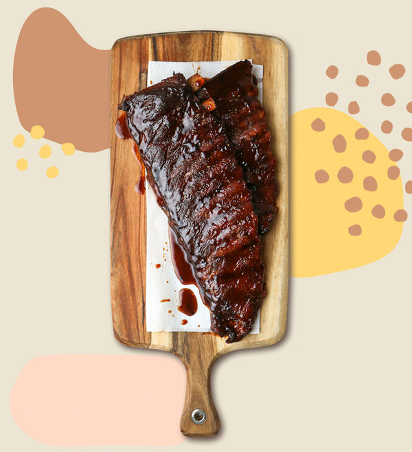 Texan BBQ Pork Ribs