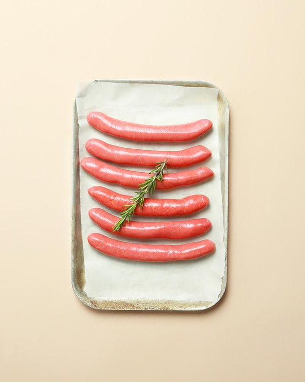Thin Beef Sausages - Pomelo Online Restaurant Ready-Made Home Delivery Meals