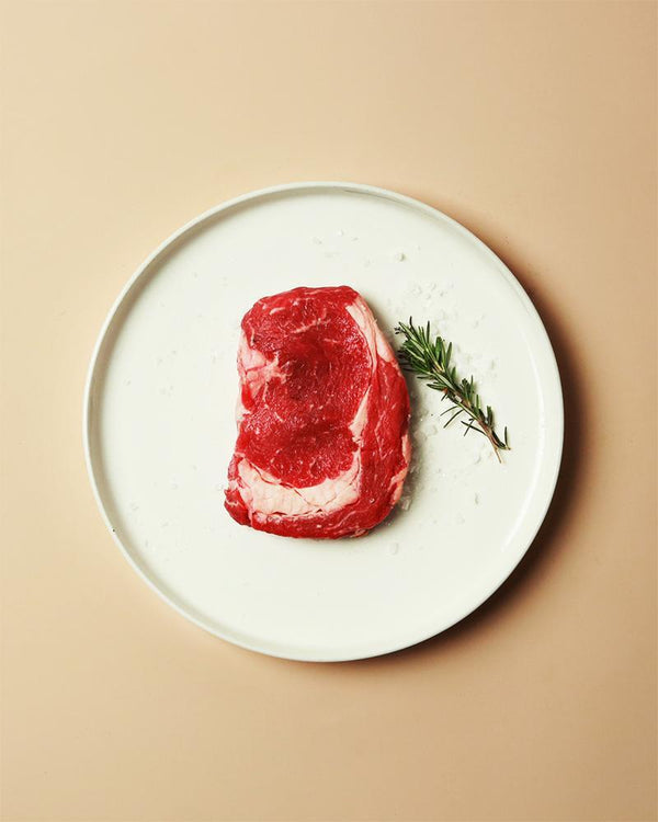 Pasture Fed Angus Scotch Fillet - Pomelo Online Restaurant Ready-Made Home Delivery Meals