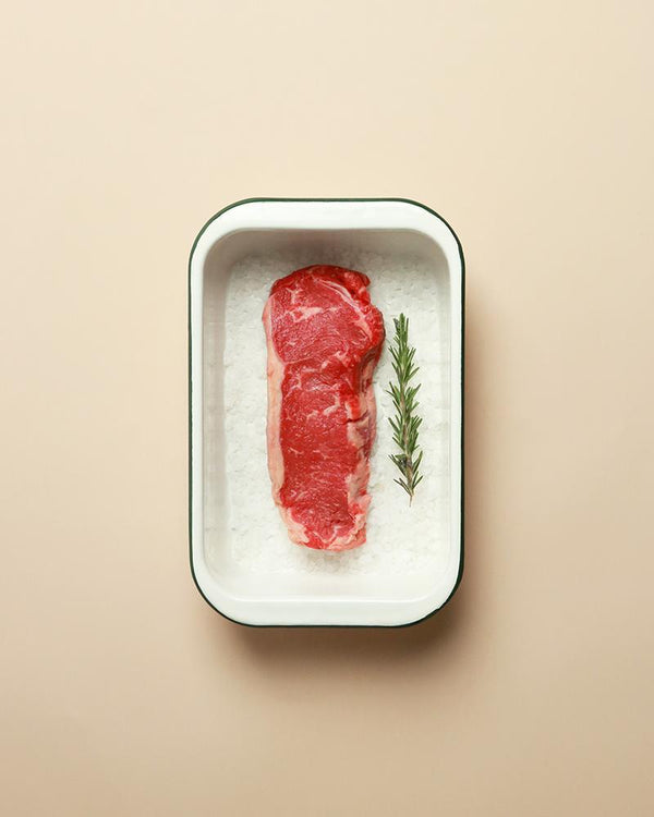 Grassland Striploin Beef - Pomelo Online Restaurant Ready-Made Home Delivery Meals