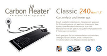 Laden Sie das Bild in den Galerie-Viewer, Carbon Heater Classic