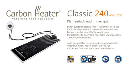 Carbon Heater Classic