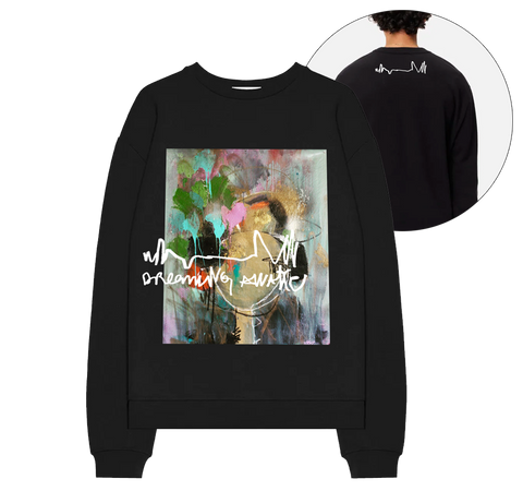 Dreaming Awake - Oversized Sweater