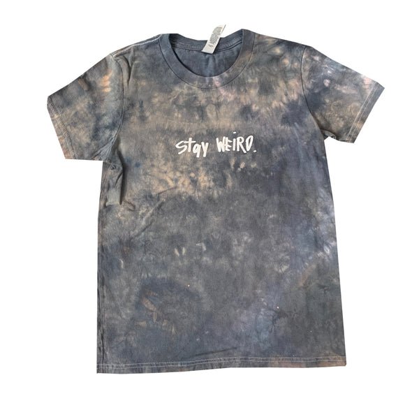 Stay Weird - Tie-Dye Kids' Sizes