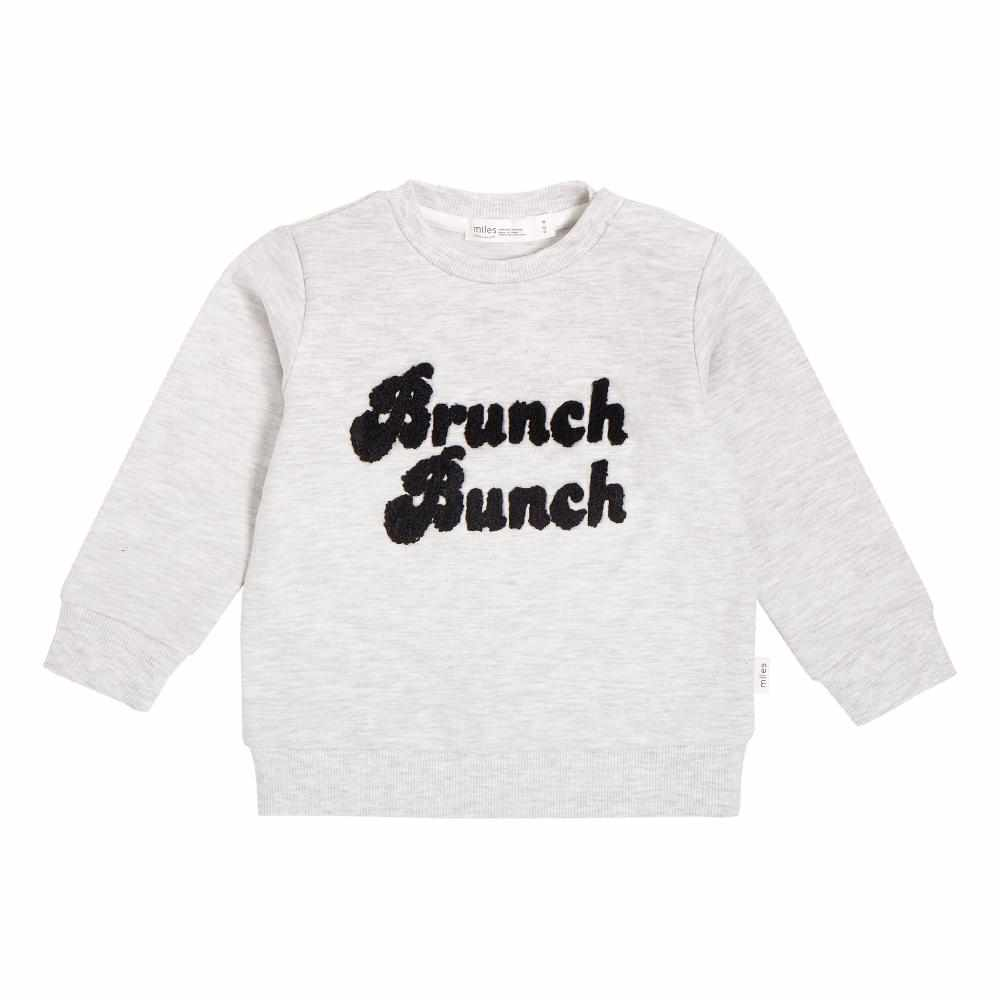 Chandail manches longues - Brunch Bunch-miles baby-Boutique Béluga
