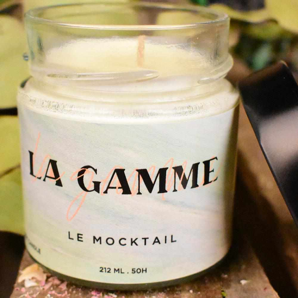 Chandelle le Mocktail-La Gamme-Boutique Béluga