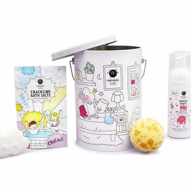 Ensemble amusant pour le bain-Nailmatic-Boutique Béluga