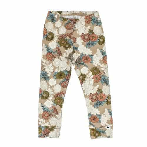 Legging - Wildflower-Little & Lively-Boutique Béluga